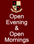 Open Evening and Open Mornings 2020