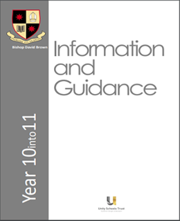 Year 10 into 11 Information and Guidance 2019