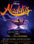 Disney's Aladdin JR., 11th-13th December