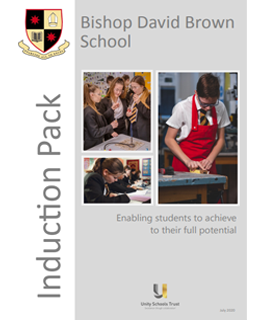 BDB Induction Booklet