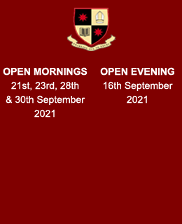 Open Mornings and Evening 2021